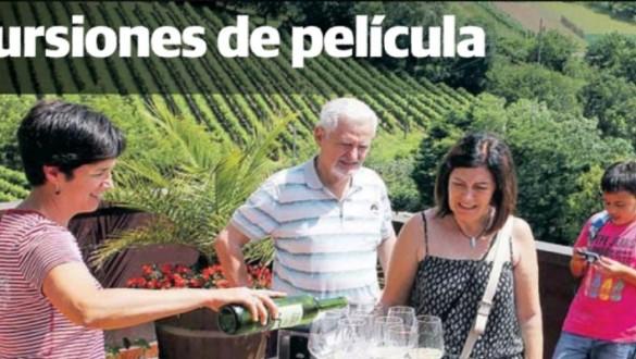 Hagoos en Diario Vasco