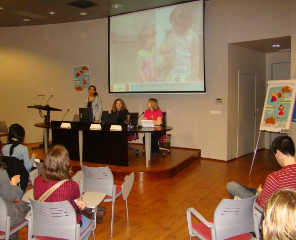 Evento Jornadas Educación e Infancia en San Sebastián