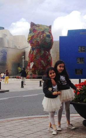 Bilbao en familia