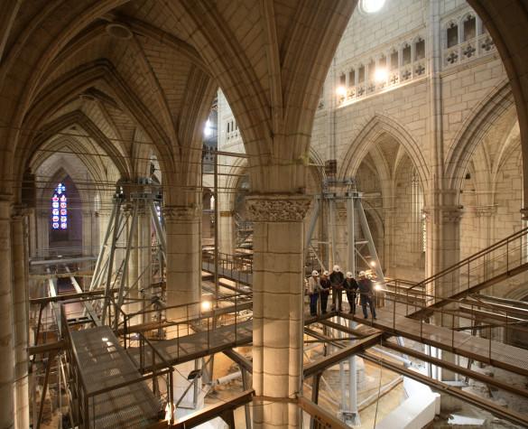 Visitas Catedral Vitoria