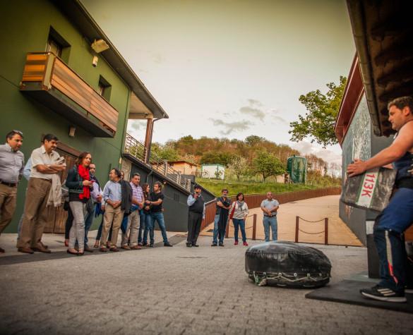 Deporte tradicional vasco